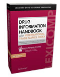 Drug Information Handbook w/International Trade Names Index