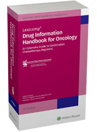 Drug Information Handbook for Oncology