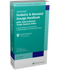 Pediatric & Neonatal Dosage Handbook w/International Trade Names Index